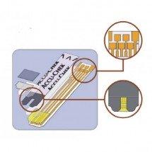 Фото: Тест-полоски Accu-Check Performa (50 шт.) - изображение 2