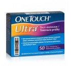 Тест-полоски One Touch Ultra (50 шт.)