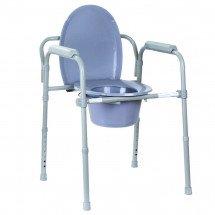 Фото: Складной стул-туалет OSD-2110C - изображение 5