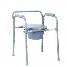 Фото: Складной стул-туалет OSD-2110C - изображение 1