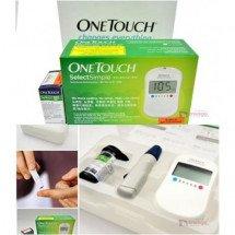 Фото: Глюкометр OneTouch Select Simple (США) - изображение 2