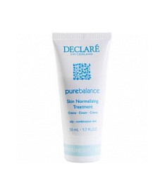 Declare Pure Balance Skin Normalizing Treatment Cream Нормализующий крем для смешанной и жирной кожи 50 мл
