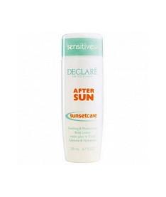 Declare Sun Setcare Smoothing &amp Moisturizing Body Lotion Увлажняющий успокаивающий лосьон после загара 200 мл