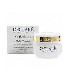 Declare Vital Balance Nourishing Multi-Vitamin Cream Восстанавливающий мультивитаминный крем 50 мл