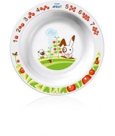 Детская тарелка большая Philips Avent SCF 704/00