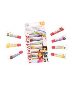 Детская зубная паста 7 фруктов, Edel+White(Швейцария)