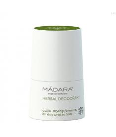 Дезодорант на основе трав Madara Herbal deodorant 50 мл/Herbal deodorant 50ml