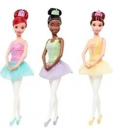 Disney Кукла балерина в ассорт. (4)