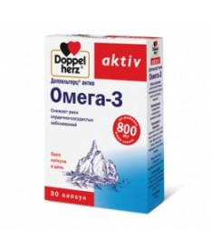Доппельгерц Омега-3 капсулы N30