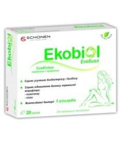 Экобиол капсулы 20 (10*2)