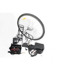 Электронабор VEGA 350W/36V колесо 28&quot передний (кислотные батареи)(полный комплект)