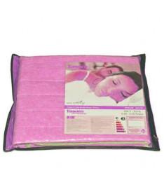 Электропростынь (розовый с текстурой) 120х160 Yasam