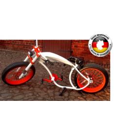 Электровелосипед E-Bike Orange Custom