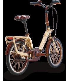 Электровелосипед Graziella Gold Edition