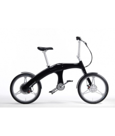 Электровелосипед Mando Footloose G1 B07 (черный)