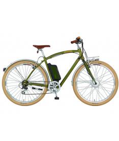 Электровелосипед мужской Navigator Flair 28&quot Prophete