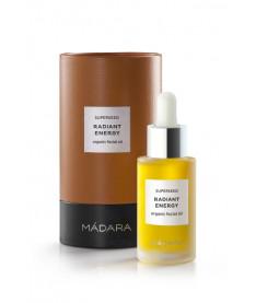 Эликсир для придания коже сияния Madara SUPERSEED Radiant energy beauty oil, 30 мл