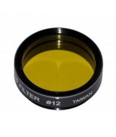 Фильтр цветной Arsenal 12 (жёлтый), 1.25''