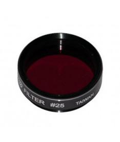 Фильтр цветной Arsenal 25 (красный), 1.25''