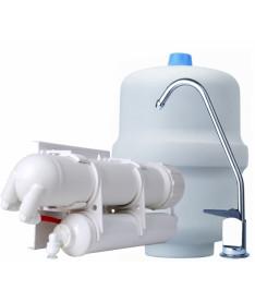 Фильтр для воды с баком 3,8л Гейзер Престиж 2
