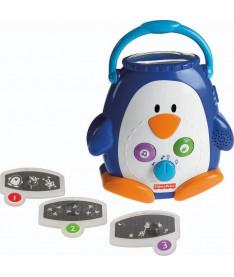 FISHER-PRICE Проектор-ночник Пингвинчик