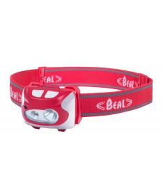 Фонарь налобный Beal FF210 RED