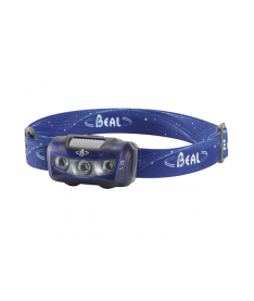 Фонарь налобный Beal L28 TRANSPARENT BLUE