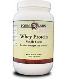 FORM LABS Natural Whey Protein 1,04кг - ваниль