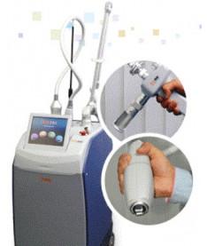 Фракционный лазер Qray - FRX CO2 + IR + RF