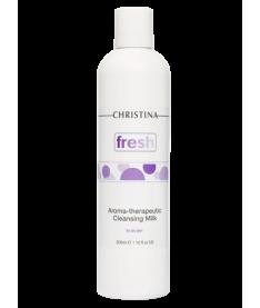Фреш-молочко для сухой кожи Christina Fresh-Aroma Theraputic Cleansing Milk for dry skin. 300 мл