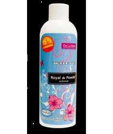 Гель для стирки DeLaMark Royal Powder White, 1л