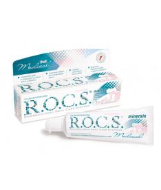 Гель для укрепления зубов R.O.C.S. Medical Minerals Fruit с фруктовым вкусом
