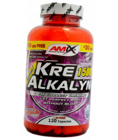 Germany ALLSTARS: Kre-Alkalyn  120 capsules