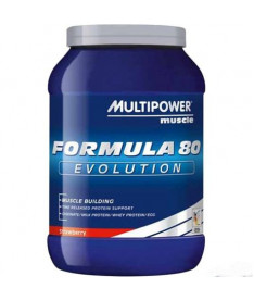Germany MULTIPOWER: FORMULA 80  510 g пакет