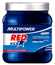Germany MULTIPOWER: RED KICK  500 g порошок