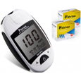 Глюкометр Finetest Auto-coding Premium + Тест-полоски Finetest 100 шт