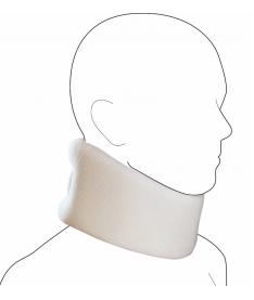 Головодержатель усиленный анатомический Ottobock Necky Color Forte 50C30 grey