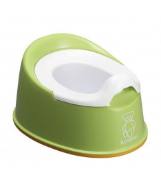 Горшок детский Baby Bjorn Smart Potty green