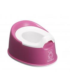 Горшок детский Baby Bjorn Smart Potty pink