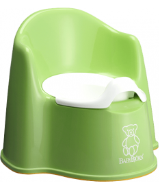 Горшок-кресло Baby Bjorn Potty Chair green