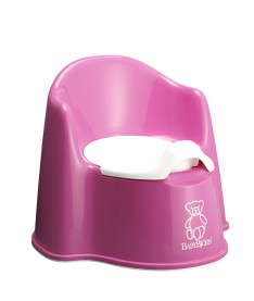 Горшок-кресло Baby Bjorn Potty Chair pink