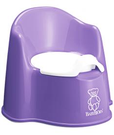 Горшок-кресло Baby Bjorn Potty Chair Purple
