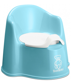 Горшок-кресло Baby Bjorn Potty Chair turquoise