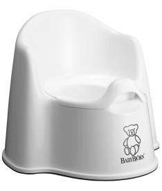 Горшок-кресло Baby Bjorn Potty Chair white