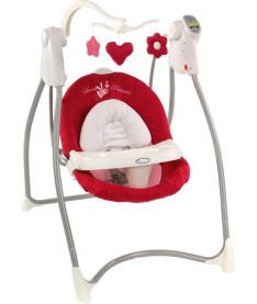 Graco  LOVIN HUG Garden Friends,цвет белый с красным Кресло-качалка