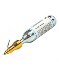 Heaco CA-S-C(B) Криохирургическая система CRYOALFA Cистема SUPER Комплект в блистере (Балончик 16 мг с контактным аппликатором 5 мм)