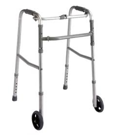 Ходунки шагающие детские на колесах Heaco PR-443