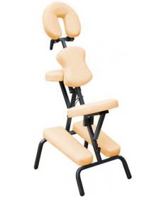 HouseFit  HY-1002  Массажный стул с сумкой бежевый