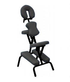 HouseFit  HY-1002  Массажный стул с сумкой чёрный