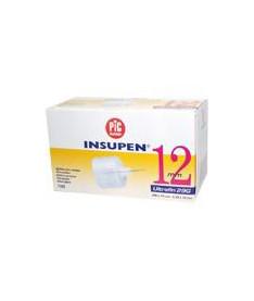 Иголки для инсулиновых ручек Insupen 29G x 12мм 100